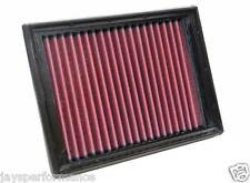 K&N HIGH FLOW PERFORMANCE AIR FILTER ELEMENT 33-2639