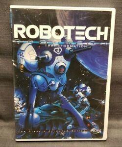Robotech - Vol. 2: The Macross Saga - Transformation (DVD, 2001)