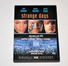 STRANGE DAYS  DVD  Signed by RALPH FIENNES Autograph RARE