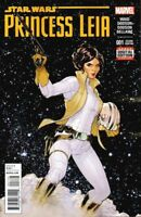 Star Wars Princess Leia #1  Marvel Comic 2nd Print variant 2015 New NM