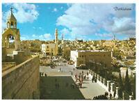 Bethlehem: Partial View, Aerial, Palestine Rare Picture Postcard