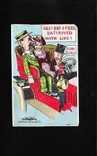NEWSPAPER Postcard Promotional Premium 1909 New York American Never Mailed @