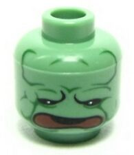 LEGO 5378 - Minifig, Head w/ HP Mandrake Plant Face, Red Mouth Pattern