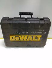 DEWALT RECIPROCATING SAW WITH CASE DW008 TYPE 1 *PZB*