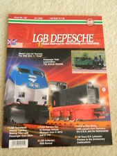 LGB DEPESCHE MAGAZINE ISSUE #123, APRIL 2005,  IN GREAT CONDITION!