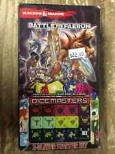 Dice Masters Battle For Faerun 2 Player Starter Wizkids New