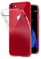 Spigen Apple iPhone 8 PLUS / 7 PLUS Liquid Crystal Case Hülle Bumper transparent
