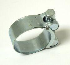 "ONE BOLT HOSE CLAMP T BOLT ZINC PLATED 44-47mm, 1-23/32"" - 1-27/32""  NEW <HC912"