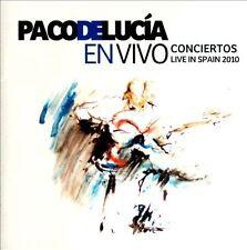 NEW En Vivo Conciertos Live In Spain 2010 [2 CD] (Audio CD)