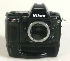 NIKON N90S CAMERA BODY WITH MB-10 GRIP