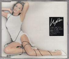 MAXI CD KYLIE MINOGUE CD2 CAN'T GET YOU OUT OF MY HEAD 3 VERSIONS