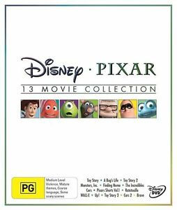 Disney Pixar Collection - 13 Movie Collection Box Set - NEW / SEALED - Toy Story