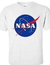 NASA LOGO,Agenzia Spaziale,retro Astronauta,T-Shirt,Adulto Unisex Uomo Donna,USA