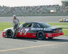 DARRELL WALTRIP #17 WESTERN AUTO AT DAYTONA 8X10 GLOSSY PHOTO #13