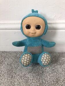 Teletubbies MiMi Blue Tiddlytubby Talking Soft Toy 20cm 2017 Tiddlytubbies