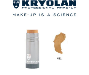 Kryolan TV Paint Stick/ NB1. FAST DELIVERY!