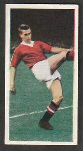Cadet confectionary Inverted Bk Football ROOKIE Bobby Charlton Manchester United