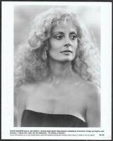 ~ Susan Sarandon The Witches of Eastwick Original 1987 Promo Portrait Photo