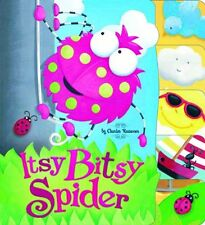 Itsy Bitsy Spider (Charles Reasoner Nursery Rhymes