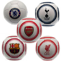 Premier League Football Soccer Pitch Official Team Training Ball Size 5 Licensed