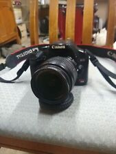 Canon digital camera and great shape one owner no scratches extra Canon 200 lens