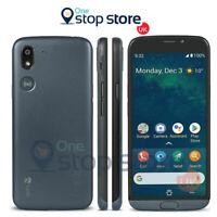 "DORO 8050 Black 16GB 4G LTE 13MP 5.7"" SIM Free Unlocked Android Smartphone"