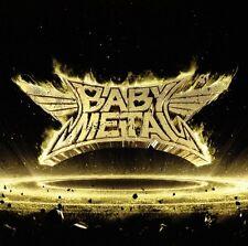 BABYMETAL METAL RESISTANCE CD NUOVO SIGILLATO !!