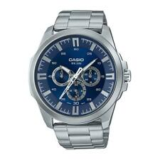 NEW MODEL CASIO MTP-SW310D-2A **AUTOMATIC MOVEMENT** MULTI-DIALS WT 50 METERS
