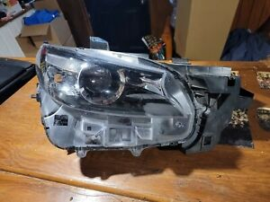 2017-2019 Mazda CX9 CX-9  RH Right FULL LED Headlight OEM