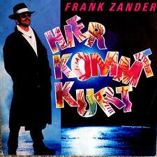 """7"""" 1989 KULT ! FRANK ZANDER : Hier kommt Kurt /VG+"""