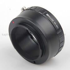 Camera Adapter For Nikon Lens to Sony NEX A5100 A6000 A3000 A7S A7R A7II 5T 3N