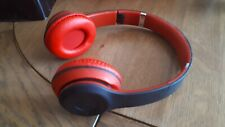 Beats by Dr. Dre Solo 2 Wireless Headphones - Siren Red used in great condition