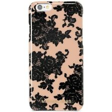 iPhone Case MICHAEL KORS $45 NWT OYSTER Lace Print Hard-shell iPhone 6/6s Case