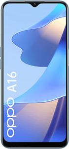 OPPO A16 64 GB Crystal Black Dual SIM