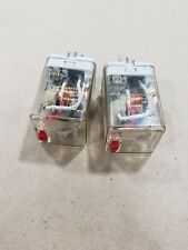 KUHNKE UF3-24VDCN Relay 11 Pin ( Lot of 2 ) 220V #141C16