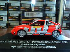 Onyx 1/43 Renault Megane Coupe #10 Portugal  Megane Cup 1998 J.J. Magalhaes