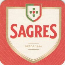 UNUSED BEERMAT - SAGRES (PORTUGAL) - (No Cat Number)