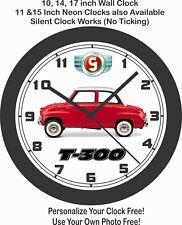 1955 Glas Goggomobil T-300 Wall Clock-Free USA Ship