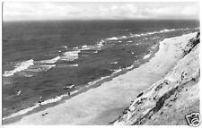 AK, Bakenberg Rügen, Strandpartie, 1964