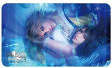 Final fantasy trading card game playmat Tapis de jeu Final fantasy X NEUF !