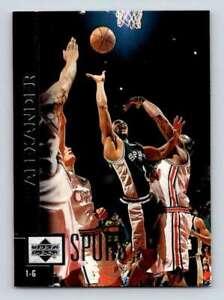 1997-98 Upper Deck Basketball #1-360 (You Pick) $0.99 each: Buy 4+, Get 20% OFF!