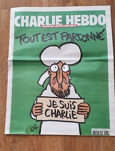 CHARLIE HEBDO TOUT EST PARDONNÉ 1178