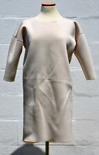 New Authentic $158 French Connection Women's Beige Nude Sweater Dress (Size 4)