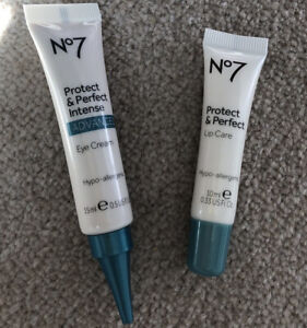 New Boots No 7 Protect & Perfect Lip Care & Eye Cream (£27.95)