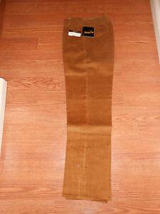 Mens 70s Original Levis Movin' On Actives Brown Cords Corduroy Pants Jeans 31x32