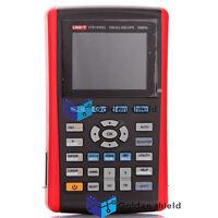 "UNI-T UTD1025CL Handheld Digital Oscilloscope 3.5"" LCD 1 ch 25Mhz + DMM 200MS"