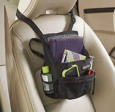 Compact SwingAway Car Seat Organizer Car Storage Baby Snacks Tablet smartphones