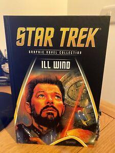 H/B STAR TREK graphic novel - Volume 88 - ILL WIND