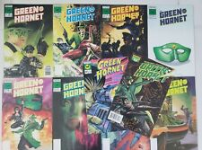 THE GREEN HORNET LOT OF 12 ISSUES (1989) NOW COMICS KATO! FANTASTIC COVERS!