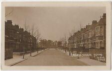Second Avenue Acton, London, Johns 4410 RP Postcard B802